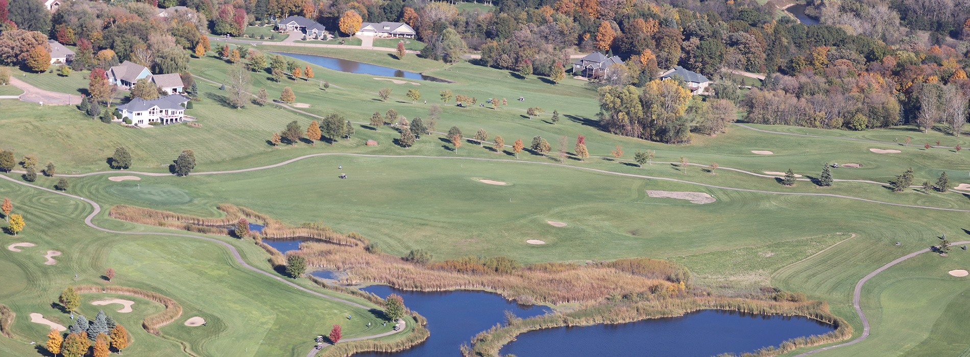 Minnesota's Premier Public Golf Course